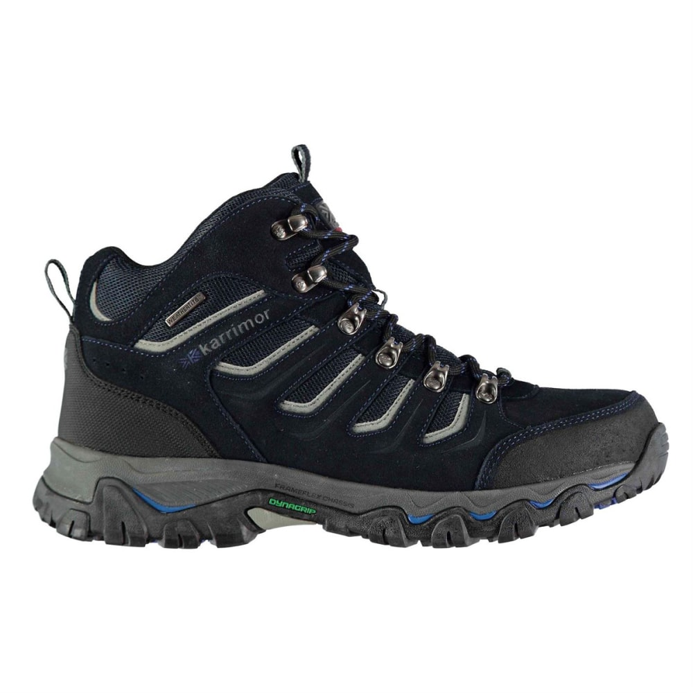 KARRIMOR Men's Mount Mid Waterproof Hiking Boots 8