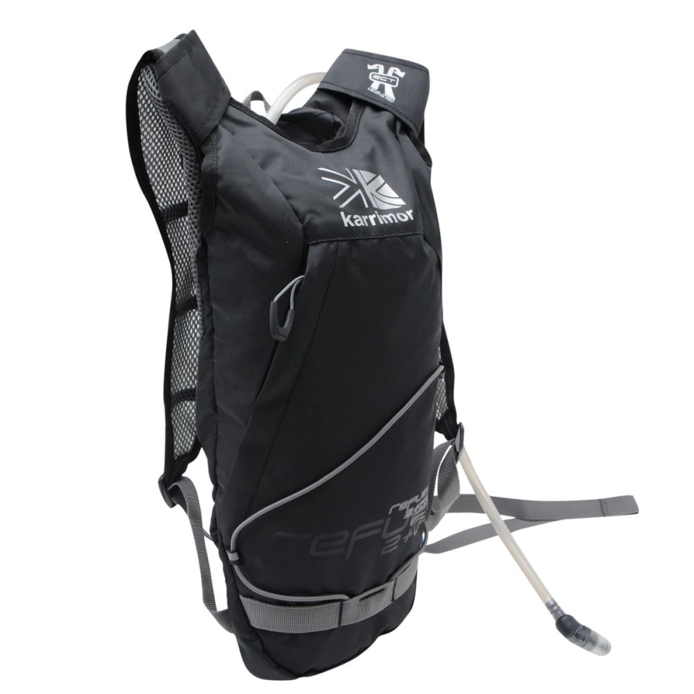 KARRIMOR ReFuel 2+0.5 Hydration Pack - BLACK