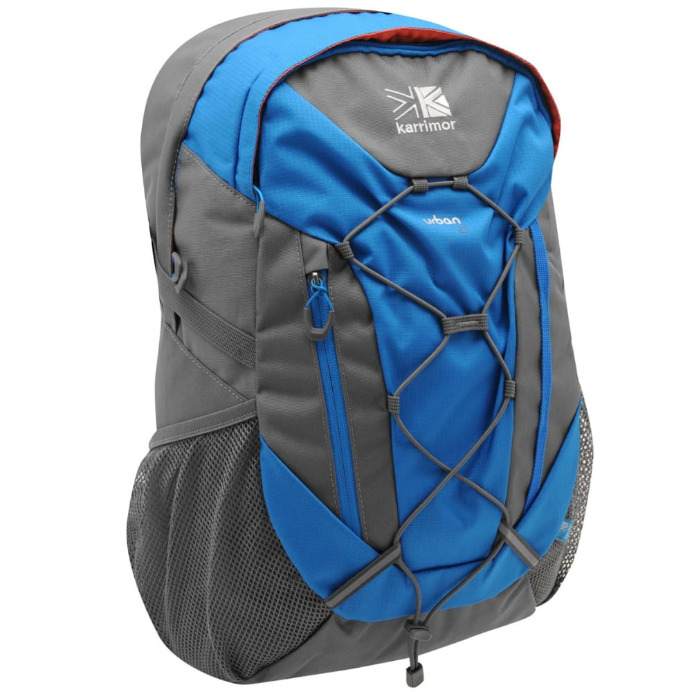 KARRIMOR Urban 30 Backpack - Bright Blue/Cha
