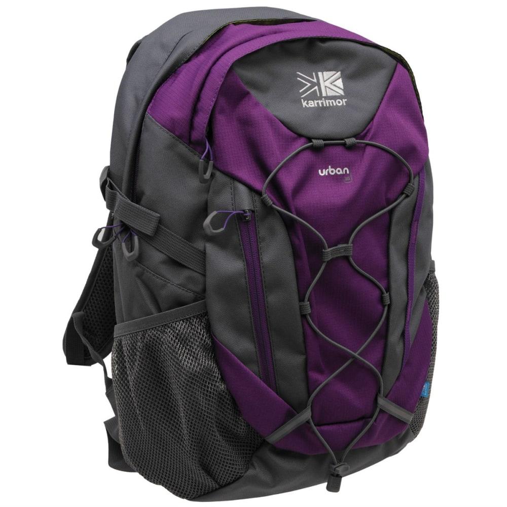 KARRIMOR Urban 30 Backpack - Lt Purple/Char