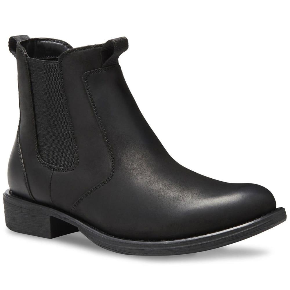 EASTLAND Men's Daily Double Chelsea Boots, Black 9