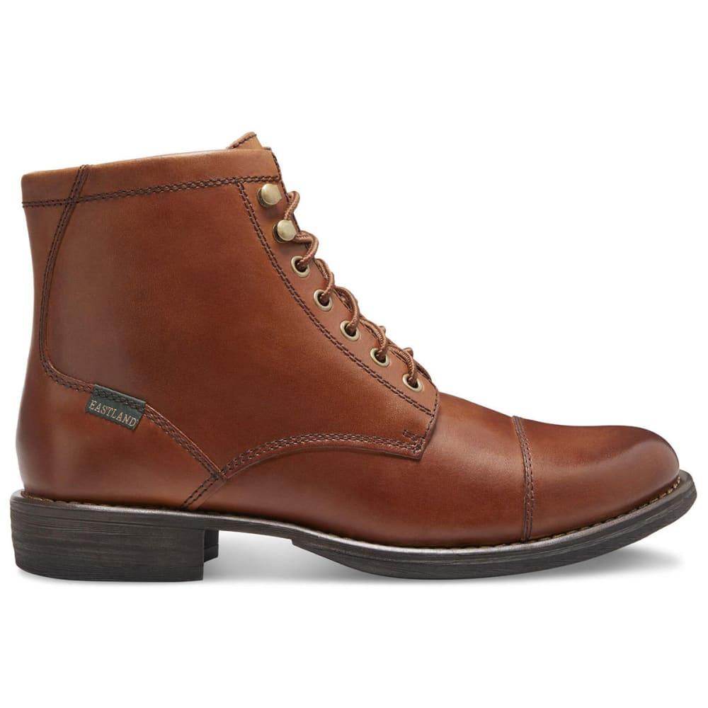 37d0e50db4d EASTLAND Men's High Fidelity Cap Toe Mid Dress Boots, Tan