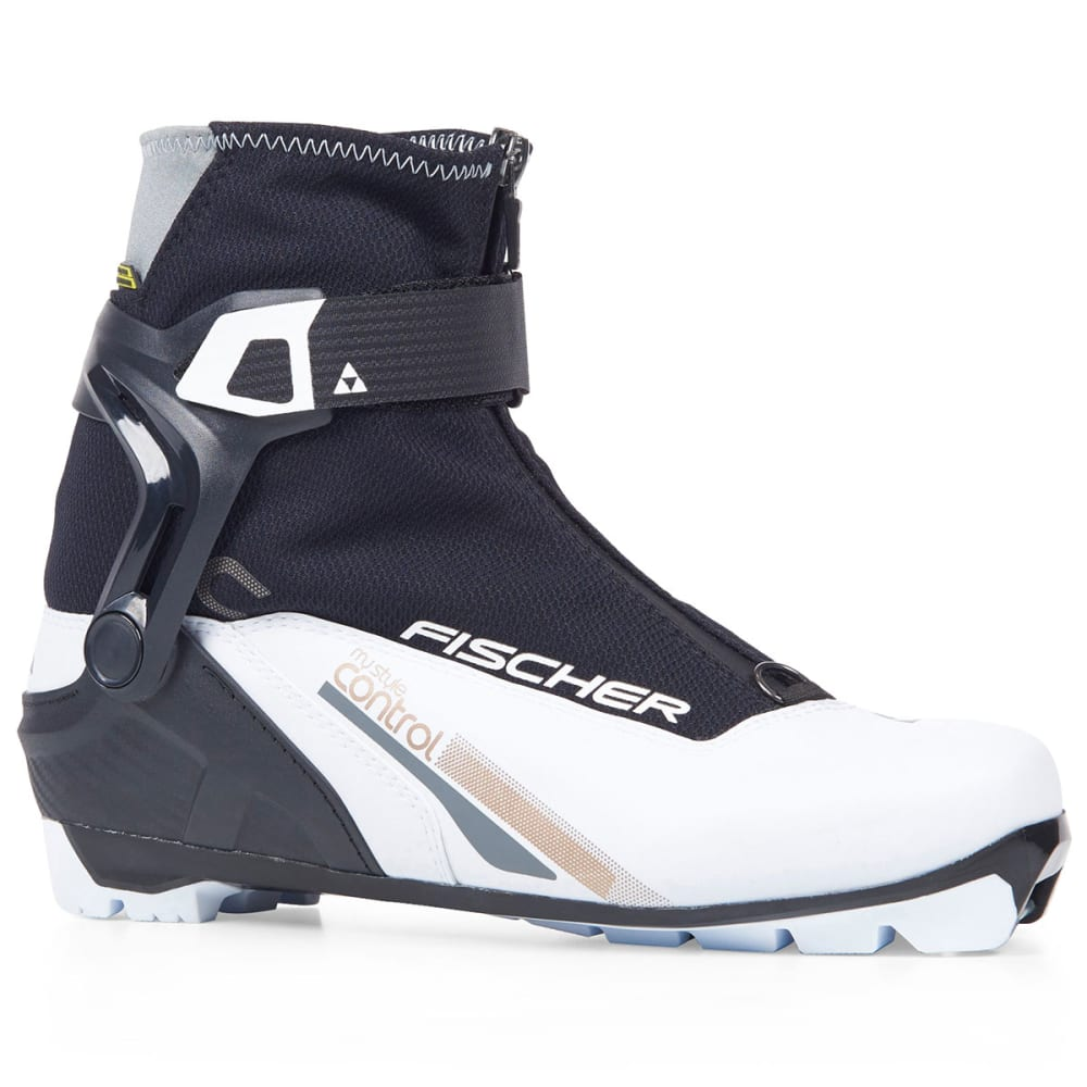 FISCHER Women's XC Control My Style NNN Ski Boots, 2017 - BLACK S28218