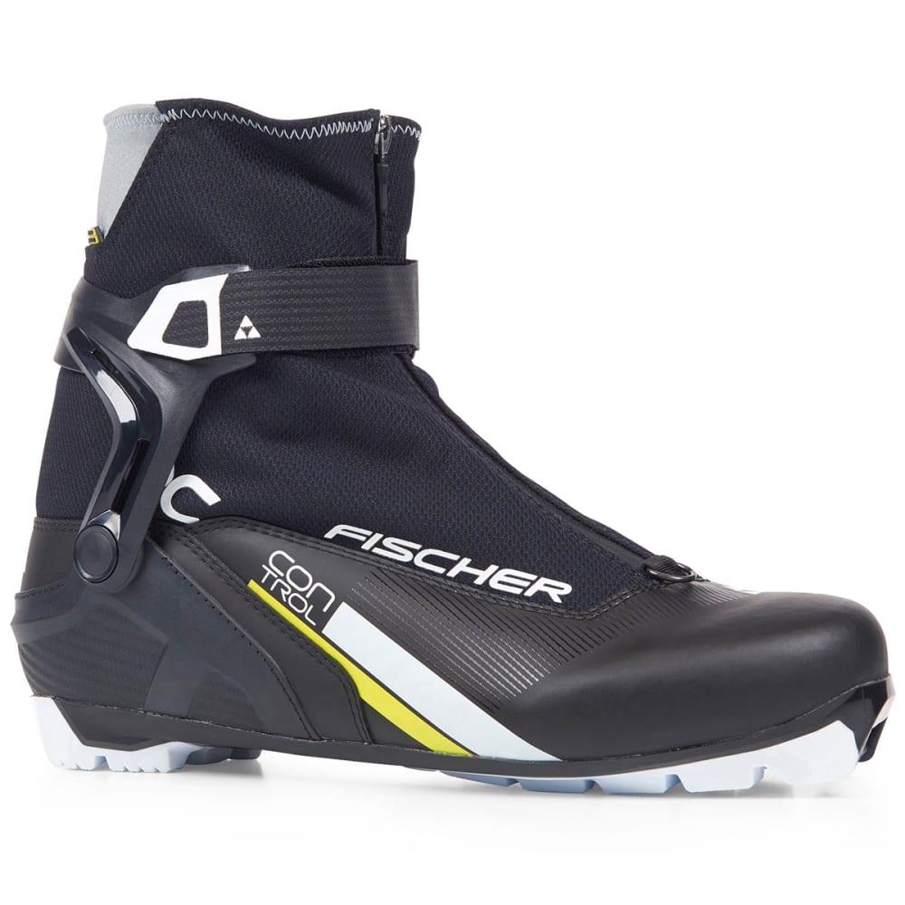 FISCHER XC Control NNN Ski Boots, 2017 - BLACK S20518