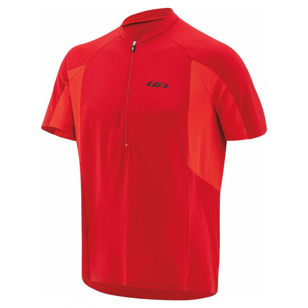 LOUIS GARNEAU Men's Connection Short-Sleeve Cycling Jersey S