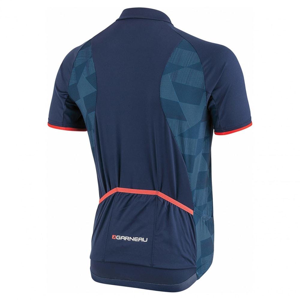 LOUIS GARNEAU Men's Zircon 2 Short-Sleeve Cycling Jersey - MINIMALIST