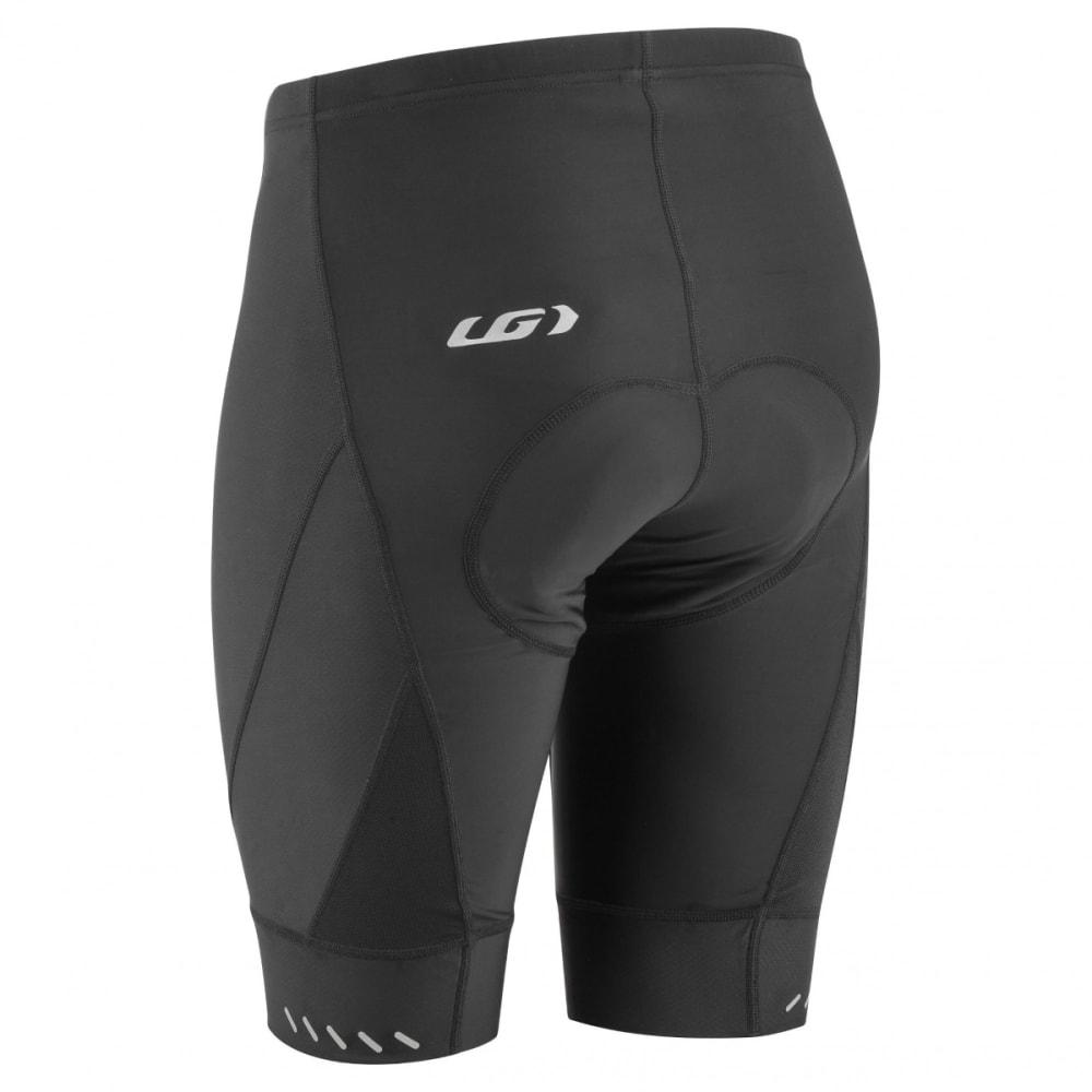LOUIS GARNEAU Men's Optimum Cycling Shorts - BLACK