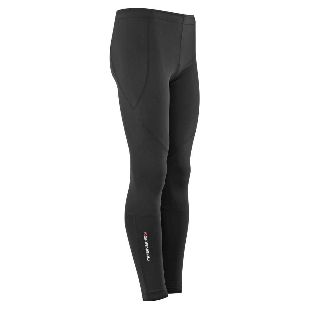 LOUIS GARNEAU Men's Stockholm Cycling Tights - BLACK