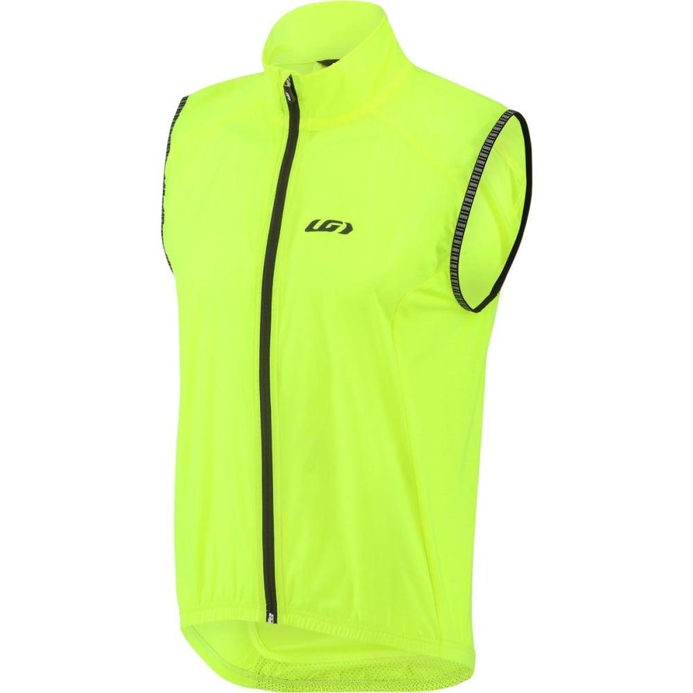 LOUIS GARNEAU Men's Nova 2 Cycling Vest - BRIGHT YELLOW