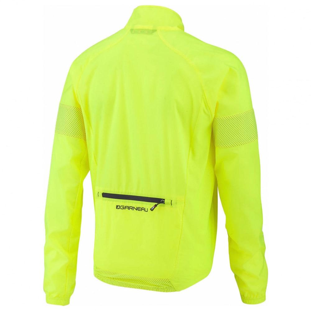 LOUIS GARNEAU Men's Modesto Cycling 3 Jacket - BRIGHT YELLOW