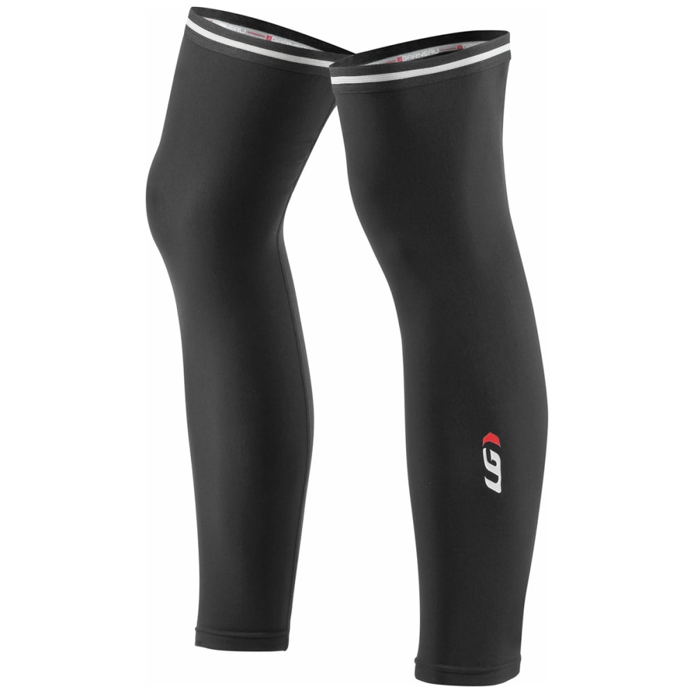 LOUIS GARNEAU Leg Warmers 2 - BLACK