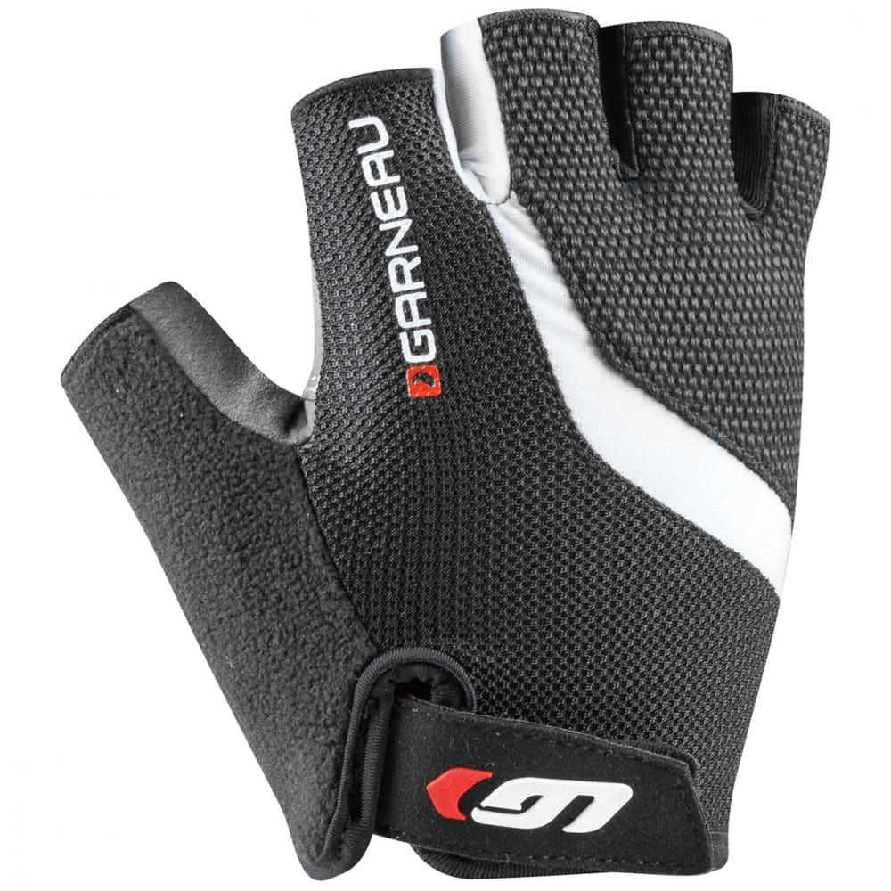 LOUIS GARNEAU Men's Biogel RX-V Cycling Gloves - BLACK