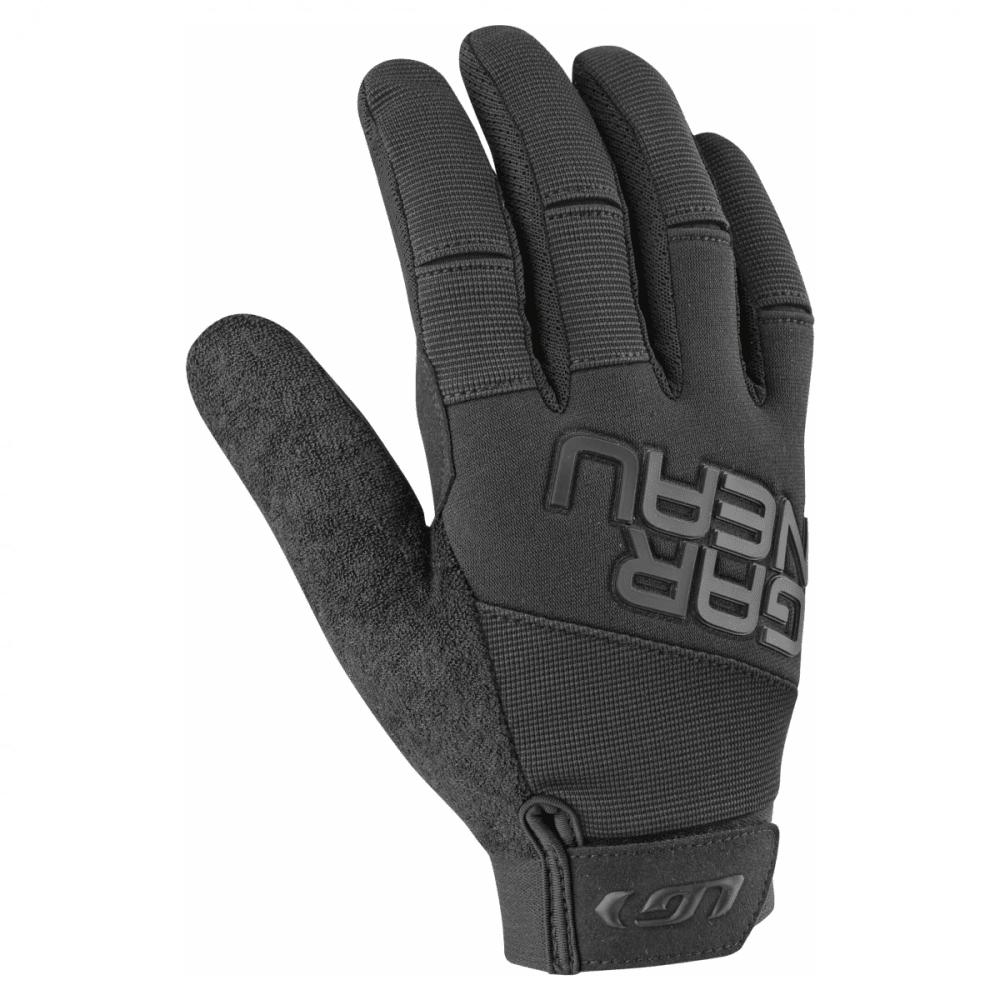 LOUIS GARNEAU Elan Cycling Gloves - BLACK