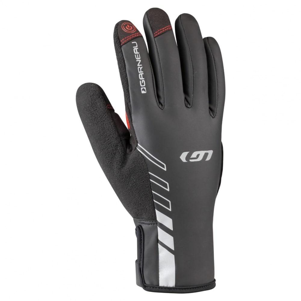 LOUIS GARNEAU Men's Rafale 2 Cycling Gloves - BLACK