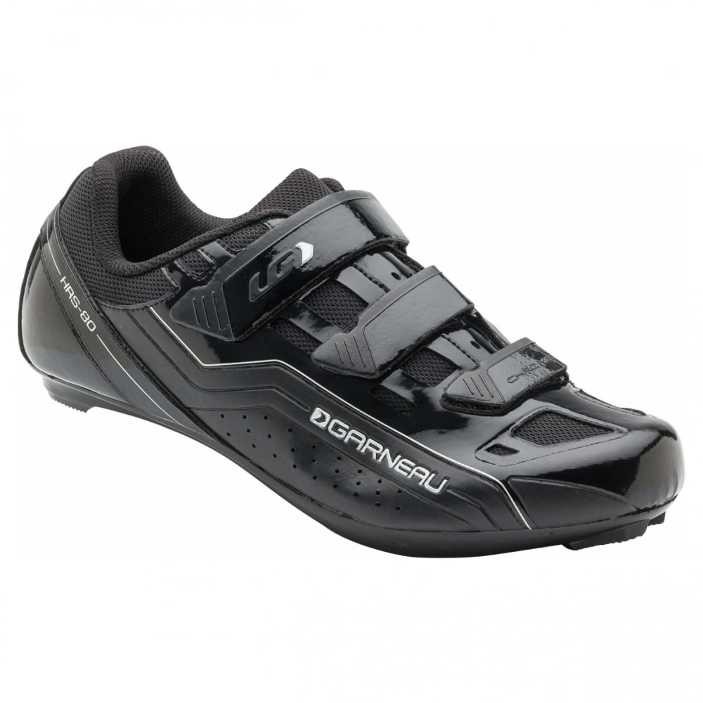 LOUIS GARNEAU Chrome Cycling Shoes - BLACK