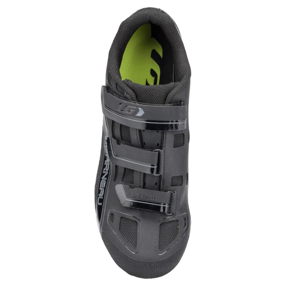 LOUIS GARNEAU Gravel MTB Shoes - BLACK