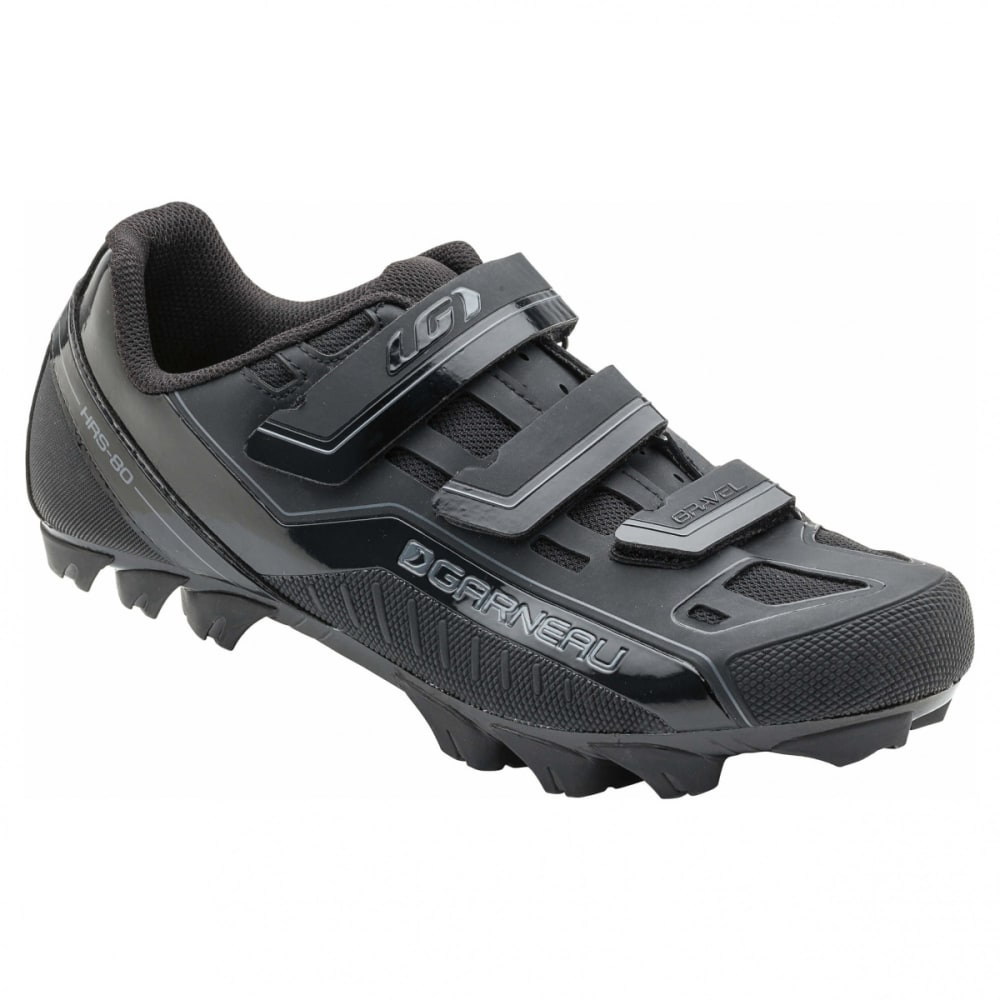 LOUIS GARNEAU Gravel MTB Shoes - BLACK