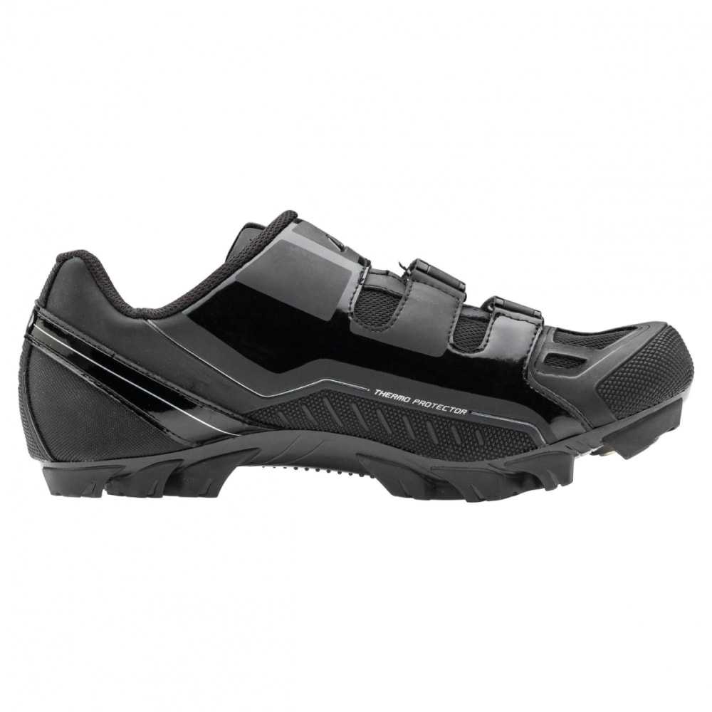 LOUIS GARNEAU Slate MTB Shoes - BLACK
