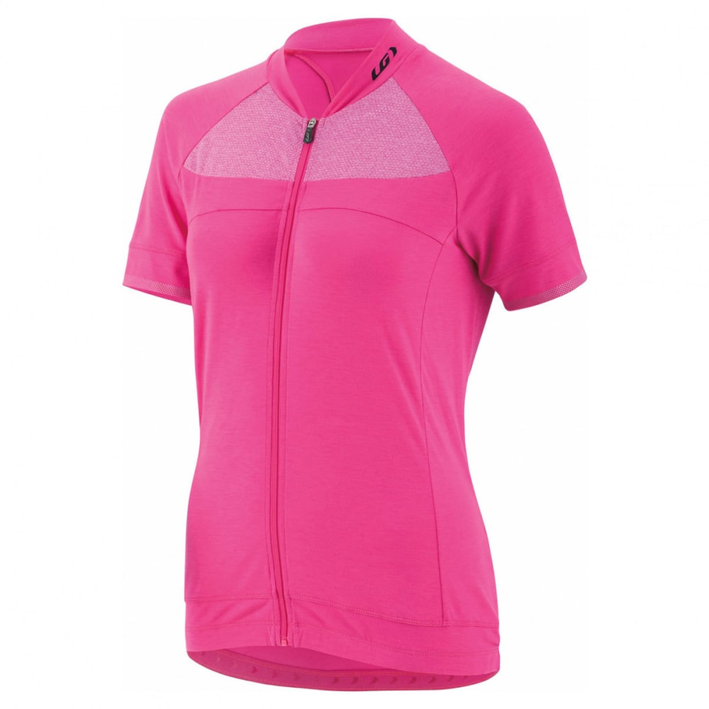 LOUIS GARNEAU Women's Beeze 2 Short-Sleeve Cycling Jersey S