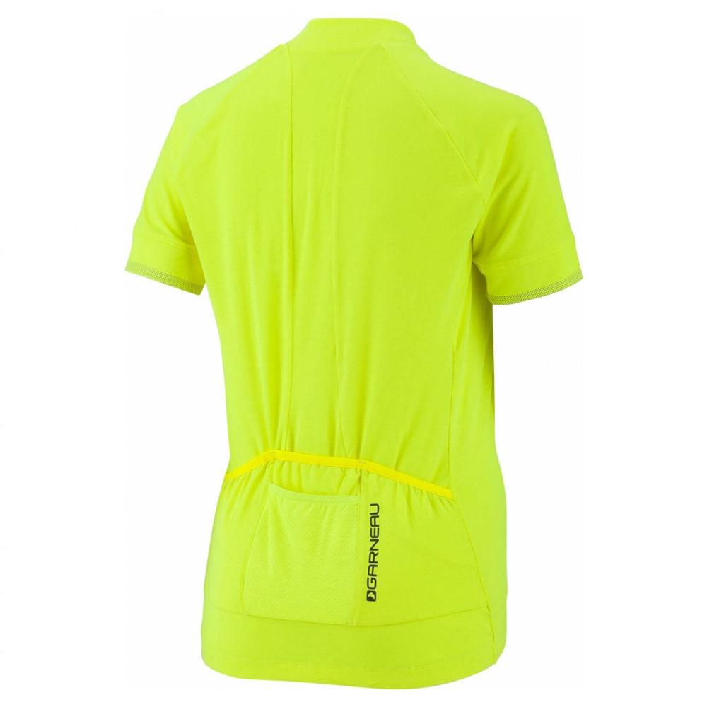 ... LOUIS GARNEAU Women  39 s Beeze 2 Short-Sleeve Cycling Jersey - BRIGHT 878f0bea5