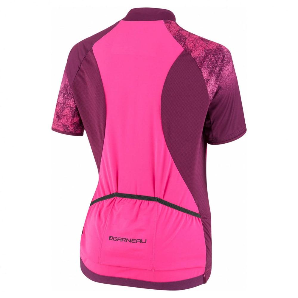 LOUIS GARNEAU Women's Zircon 2 Short-Sleeve Cycling Jersey - GEOMETRY