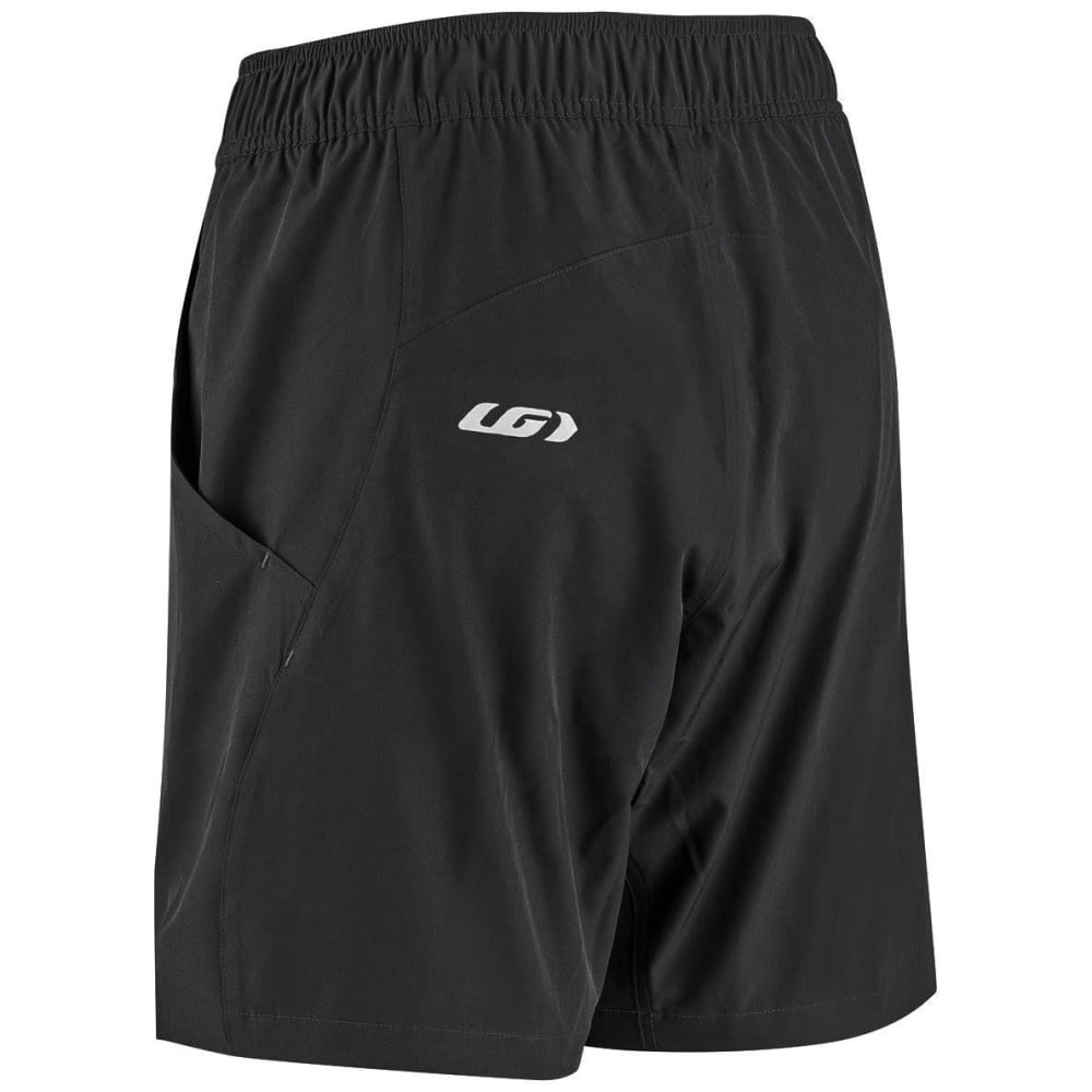 LOUIS GARNEAU Women's Radius Cycling Shorts - BLACK
