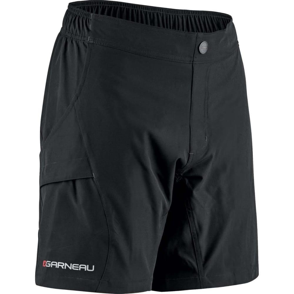 LOUIS GARNEAU Women's Radius Cycling Shorts - BLACK