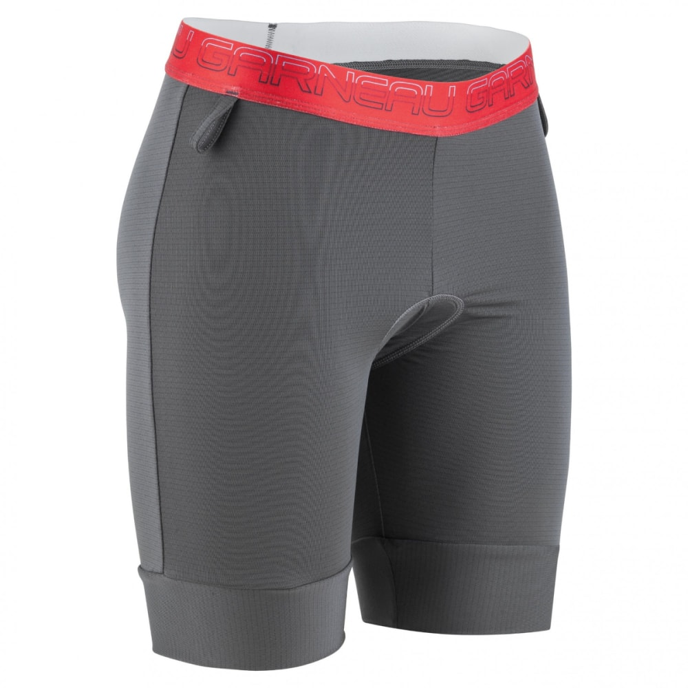 LOUIS GARNEAU Women's Latitude Cycling Shorts - BLACK