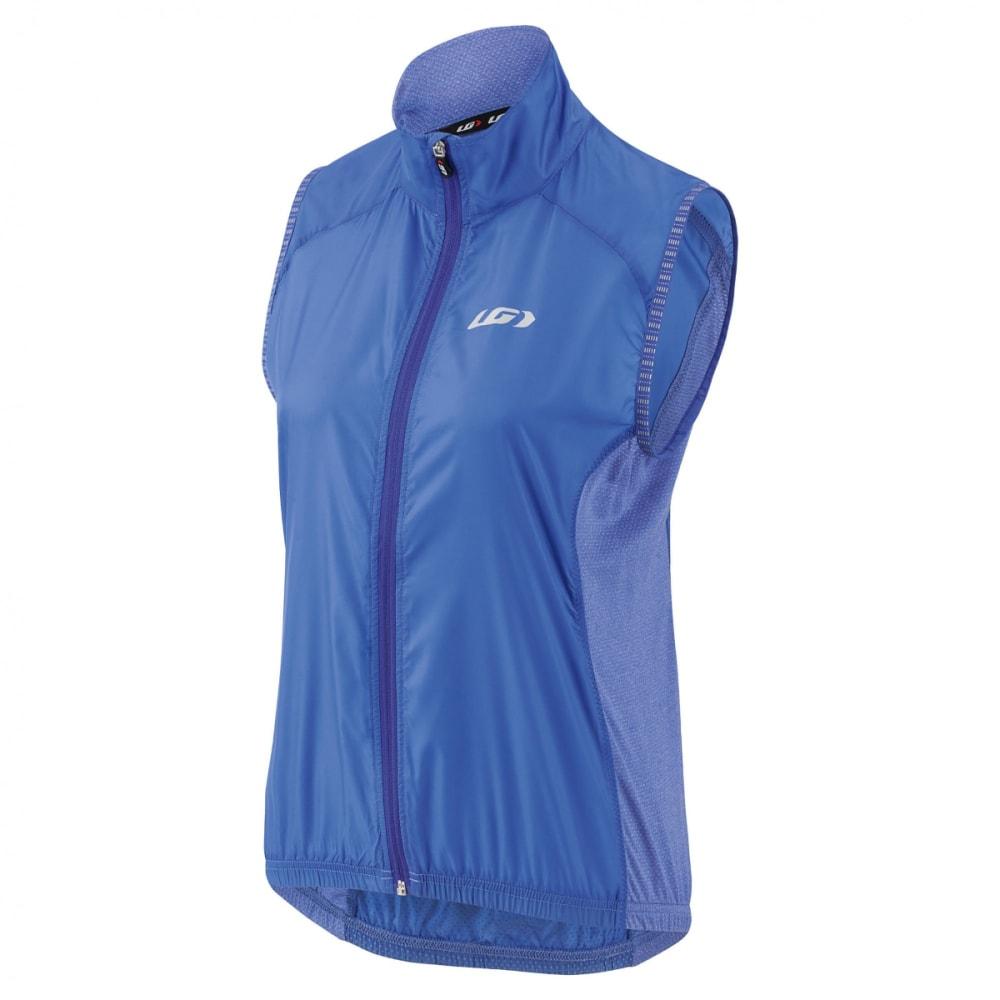 LOUIS GARNEAU Women's Nova 2 Cycling Vest - DAZZLING BLUE