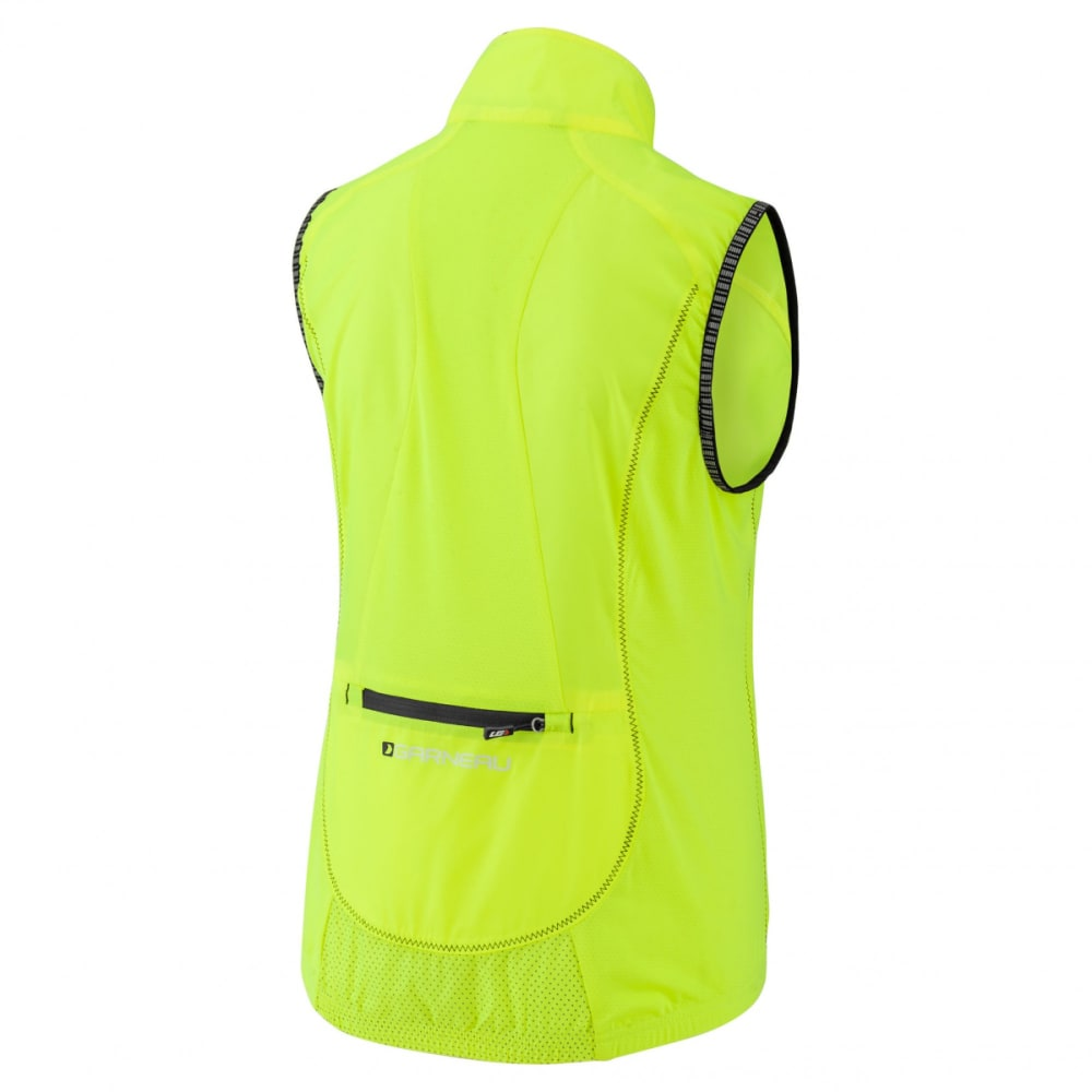 LOUIS GARNEAU Women's Nova 2 Cycling Vest - BRIGHT YELLOW