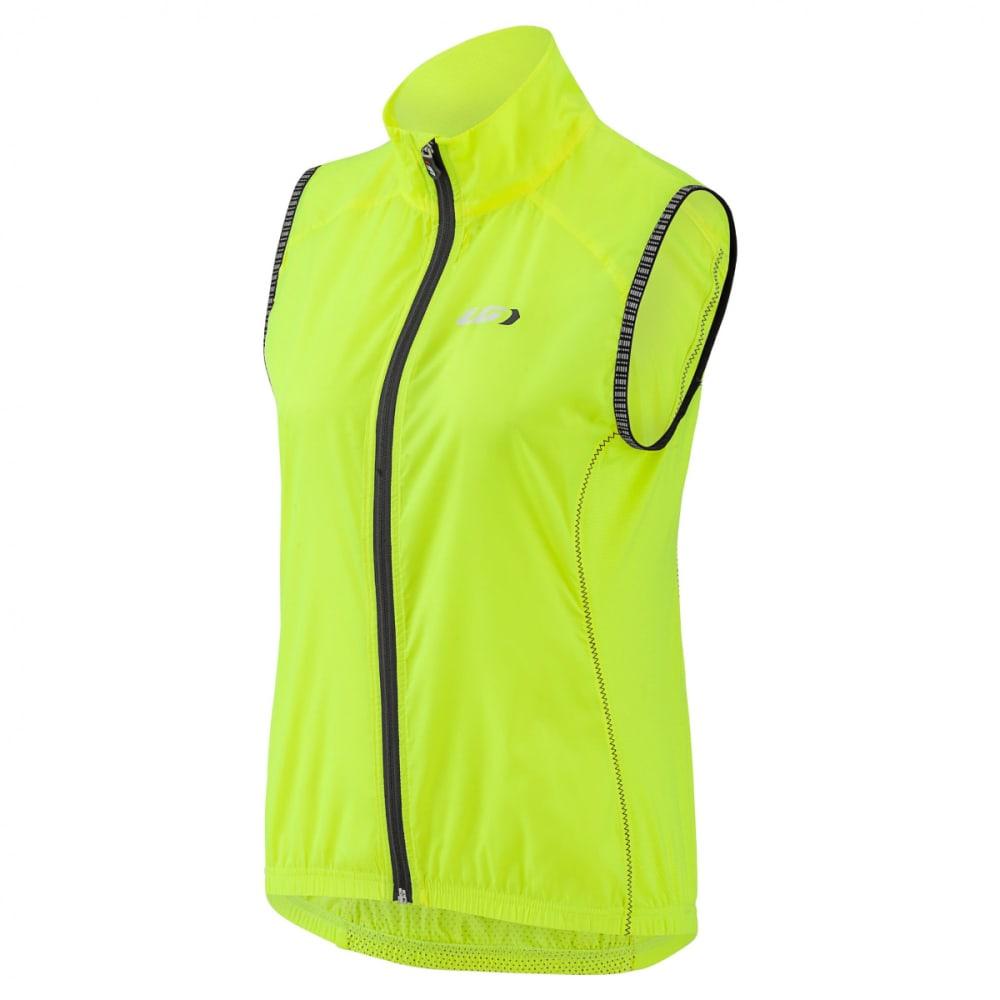 LOUIS GARNEAU Women's Nova 2 Cycling Vest - BRIGHT YELLOW