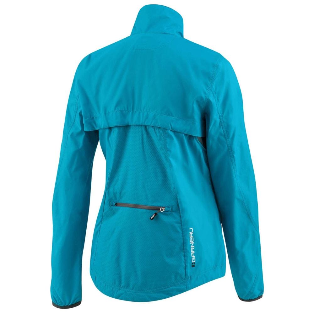LOUIS GARNEAU Women's Cabriolet Cycling Jacket - ATOMIC BLUE