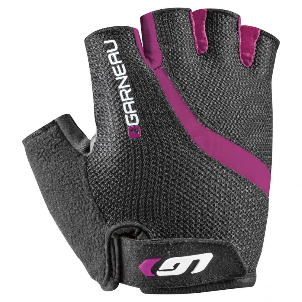 LOUIS GARNEAU Women's Biogel RX-V Cycling Gloves - FUSCHIA FESTIVAL