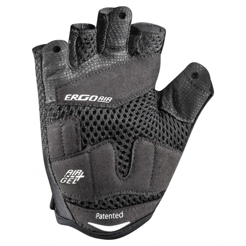 LOUIS GARNEAU Women's Air Gel + Cycling Gloves - BLACK