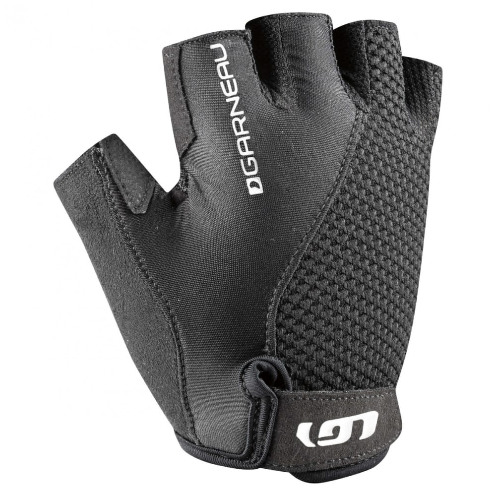 LOUIS GARNEAU Women's Air Gel + Cycling Gloves - BLACK