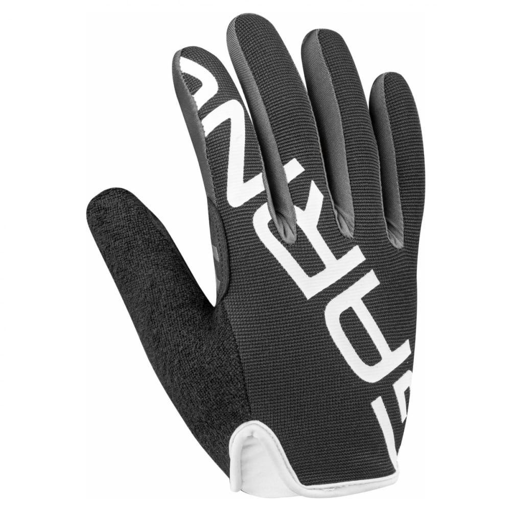 LOUIS GARNEAU Women's Ditch Cycling Gloves - BLACK/WHITE