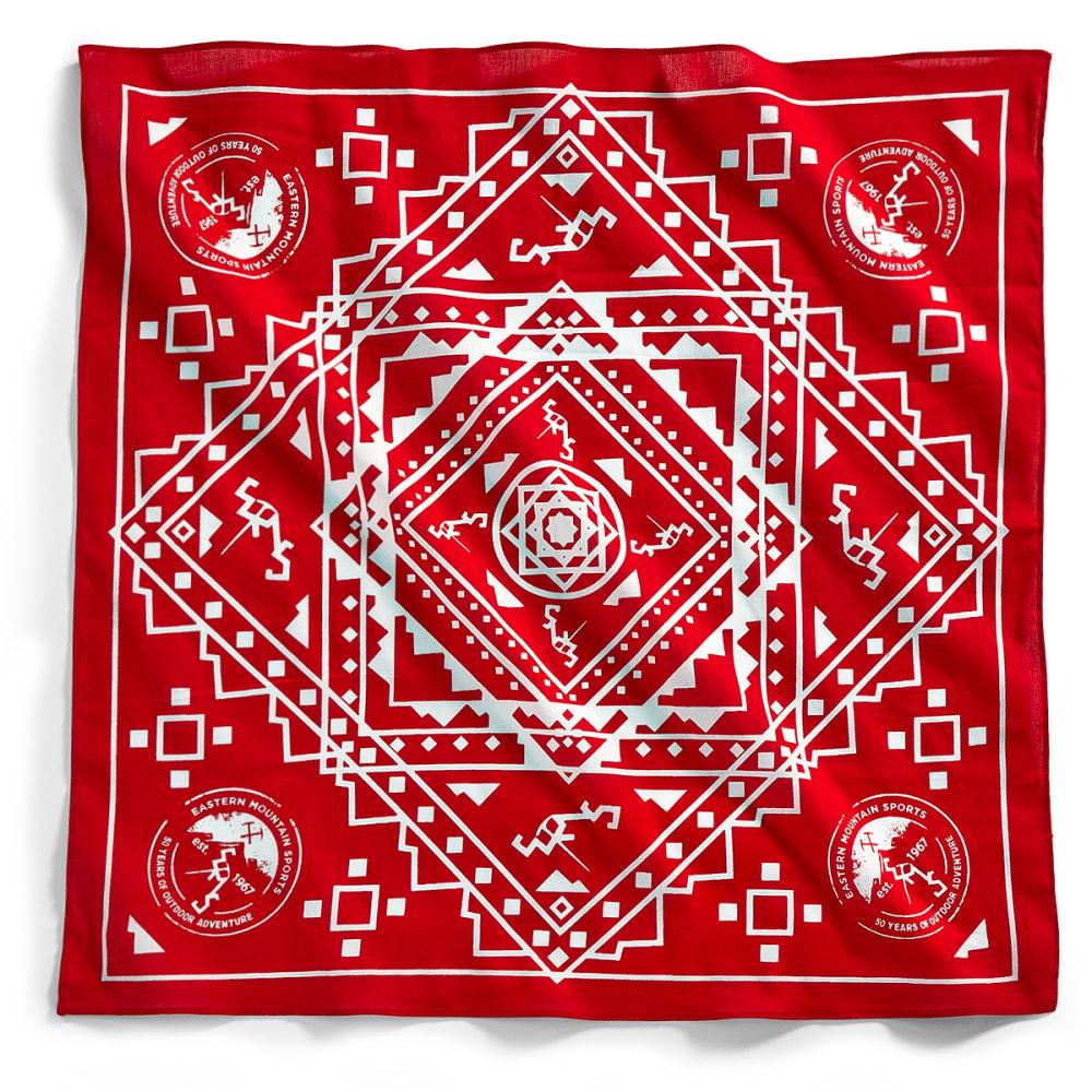 EMS Heritage Bandana - RED