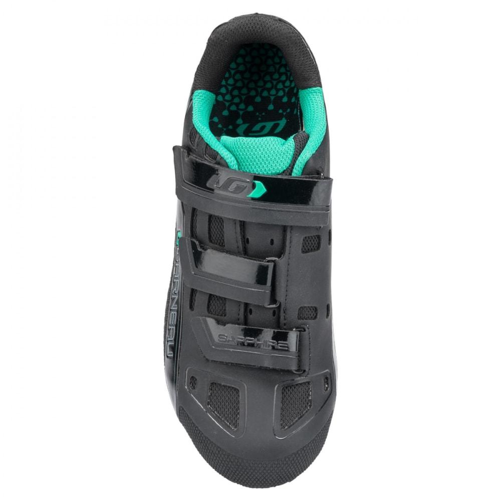 LOUIS GARNEAU Women's Sapphire MTB Shoes - BLACK