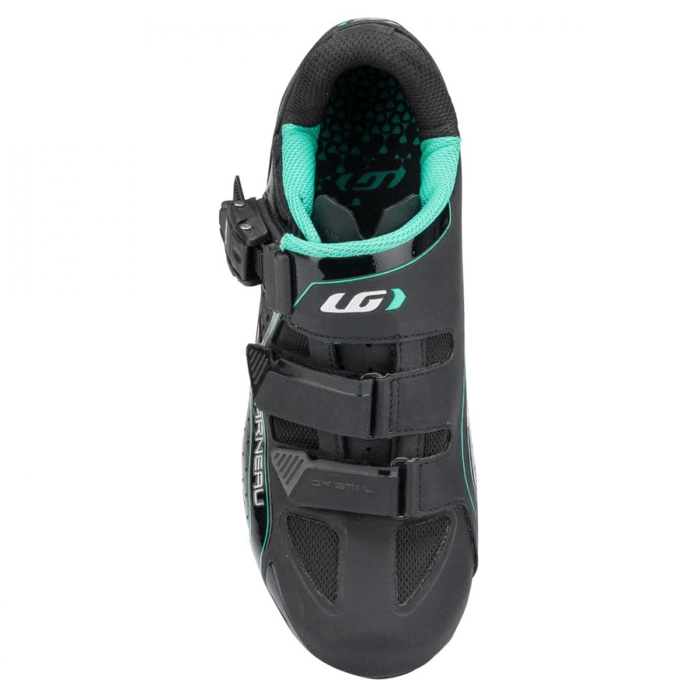 LOUIS GARNEAU Women's Cristal Cycling Shoes - BLACK