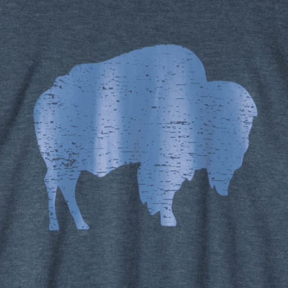 MOUNTAIN KHAKIS Men's Bison T-Shirt - 653 TWILIGHT