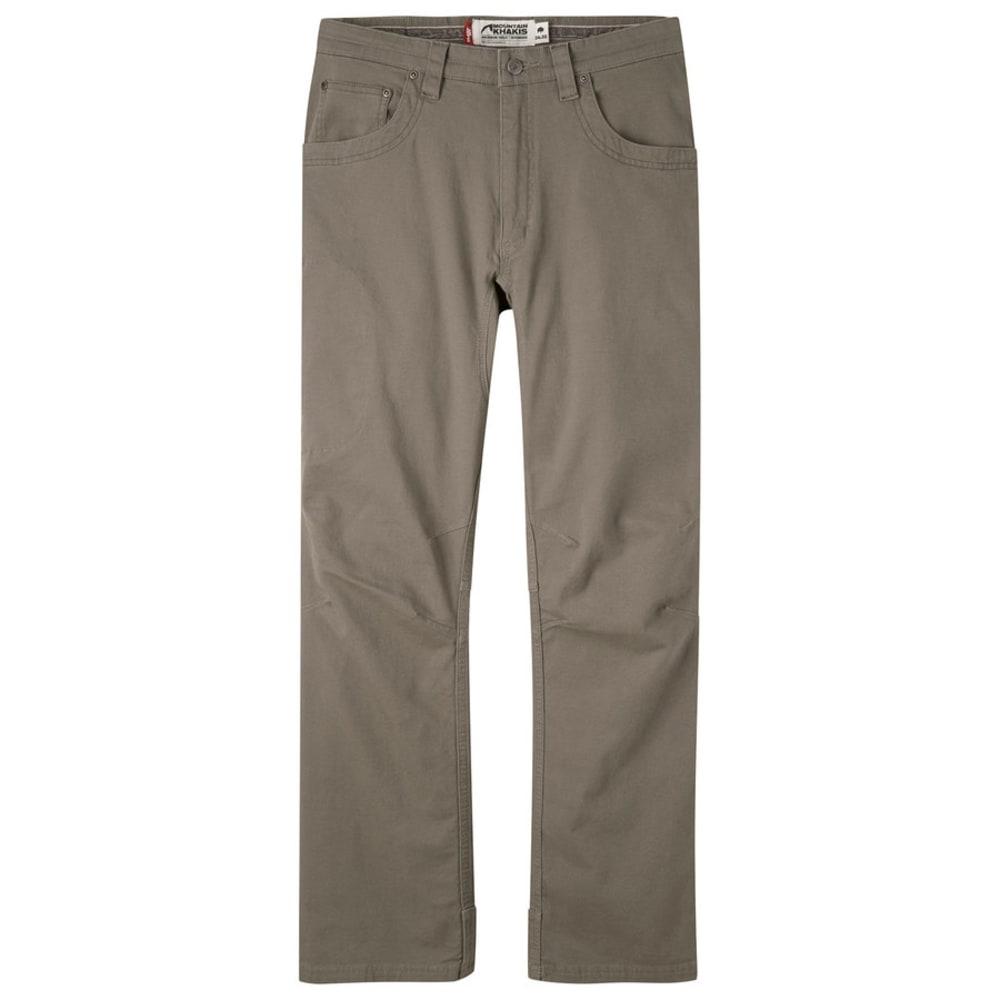 MOUNTAIN KHAKIS Men's Camber 106 Pant Classic Fit - 313 TERRA