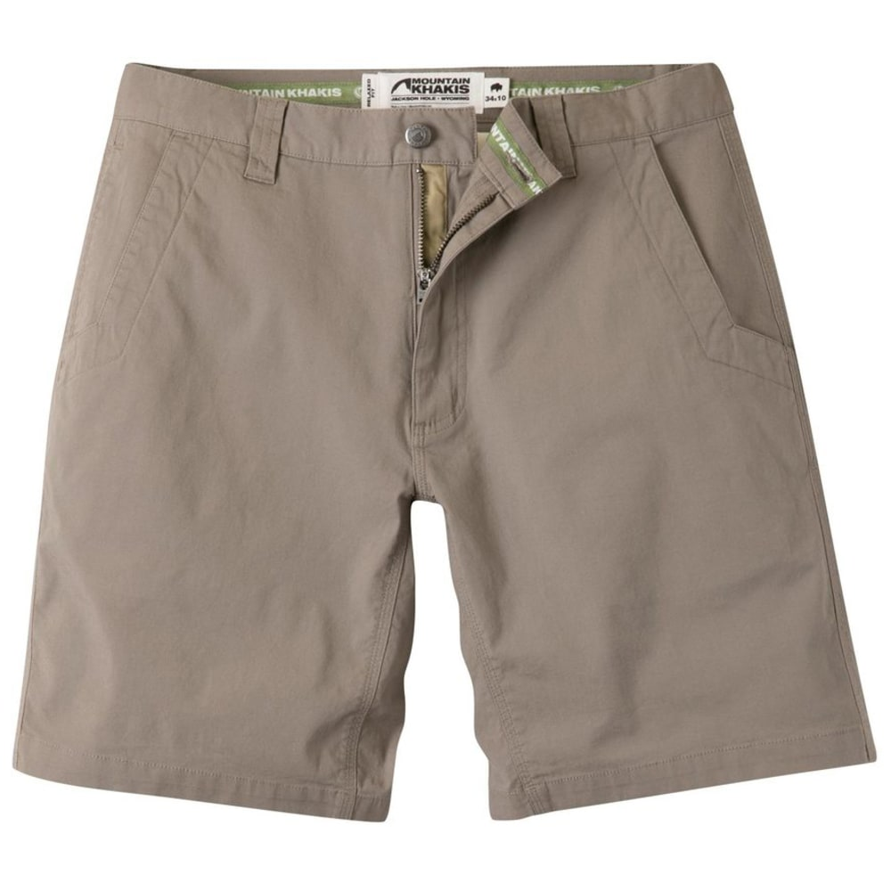 MOUNTAIN KHAKIS Men's All Mountain Relaxed Fit Shorts - 500 FIRMA
