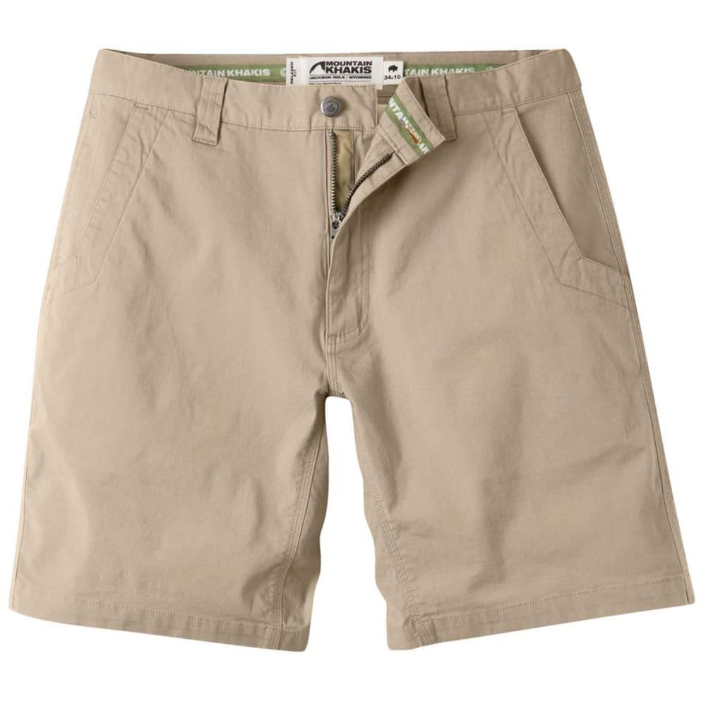 MOUNTAIN KHAKIS Men's All Mountain Relaxed Fit Shorts - 129 FREESTONE