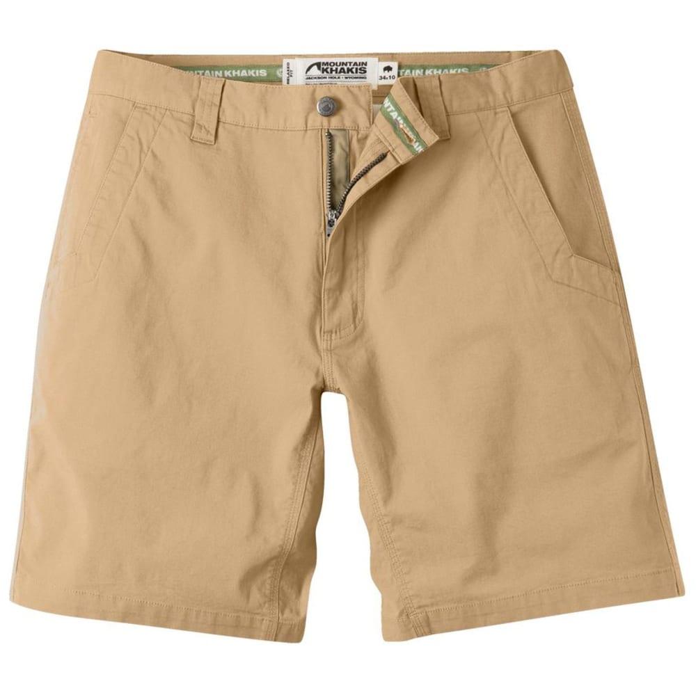 MOUNTAIN KHAKIS Men's All Mountain Relaxed Fit Shorts - 193 YELLOWSTONE