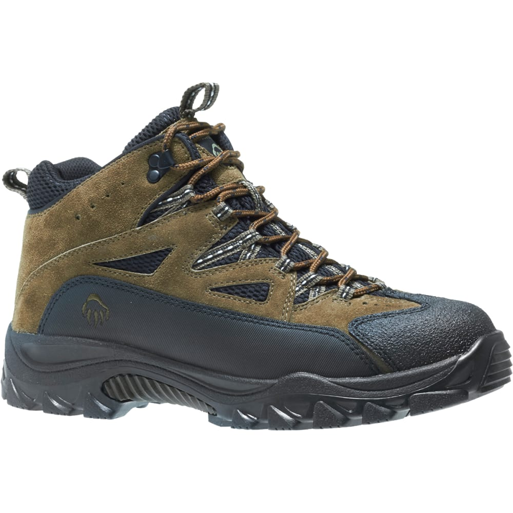 Wolverine Men's Fulton Mid Hiking Boots - Brown