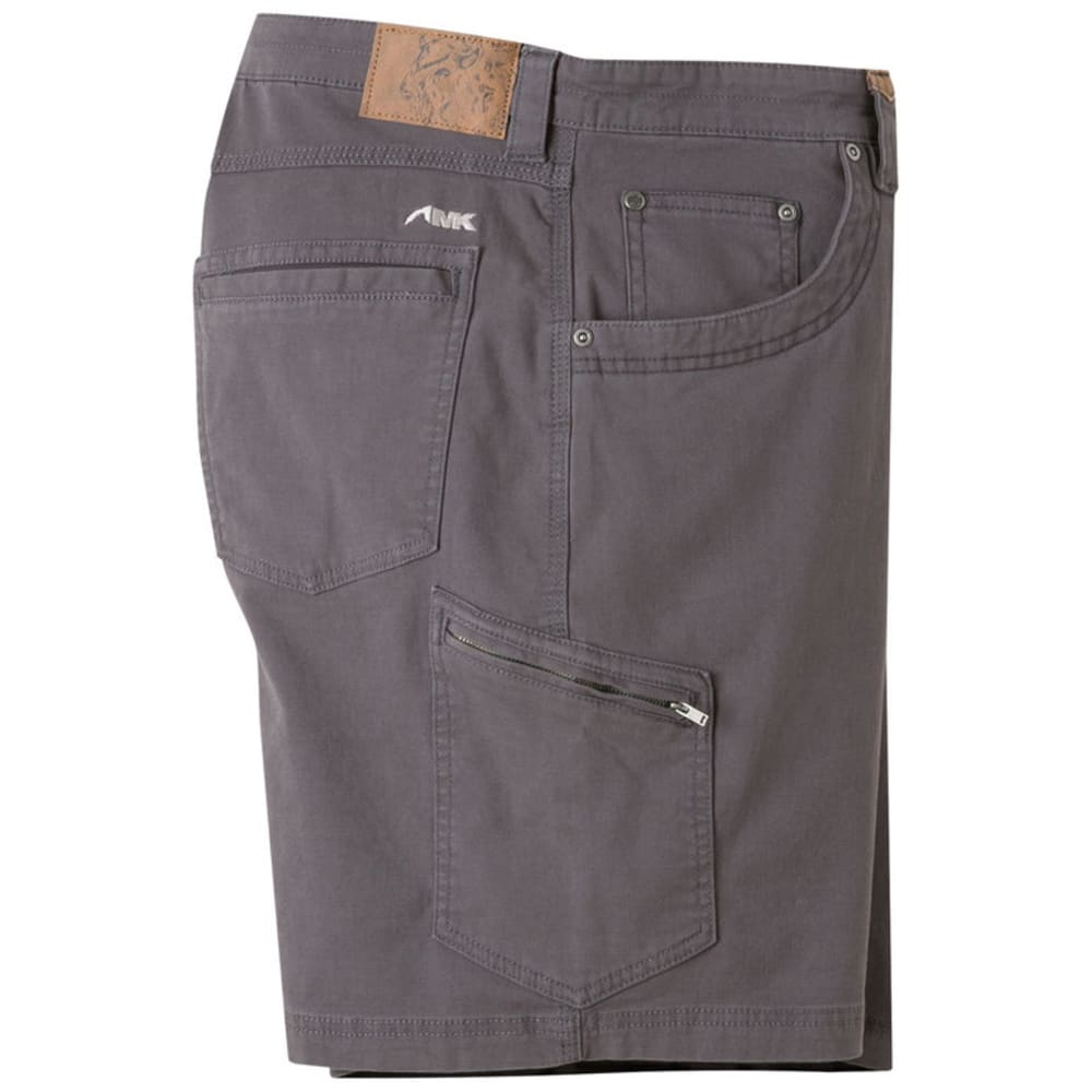 MOUNTAIN KHAKIS Men's Camber 107 Short Classic Fit - 178 SLATE