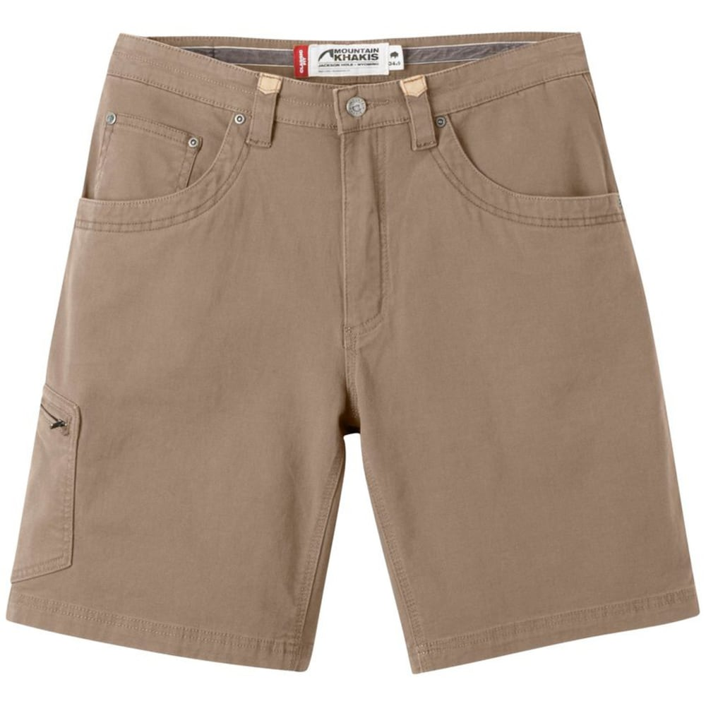 MOUNTAIN KHAKIS Men's Camber 107 Short Classic Fit - 118 KHAKI