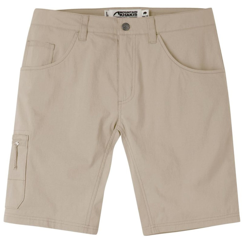 MOUNTAIN KHAKIS Men's Teton Crest Short Slim Fit - 129 FREESTONE