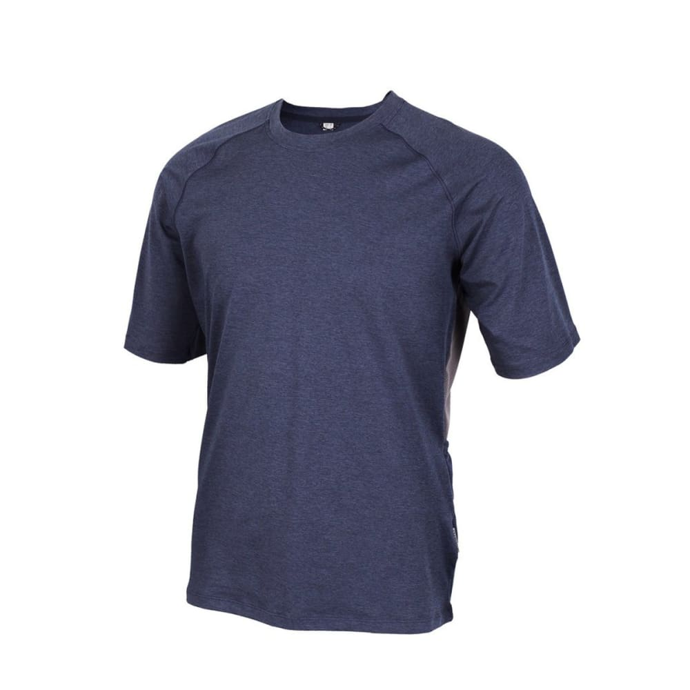 CLUB RIDE Men's Tune Knit Jersey Shirt - NAVY