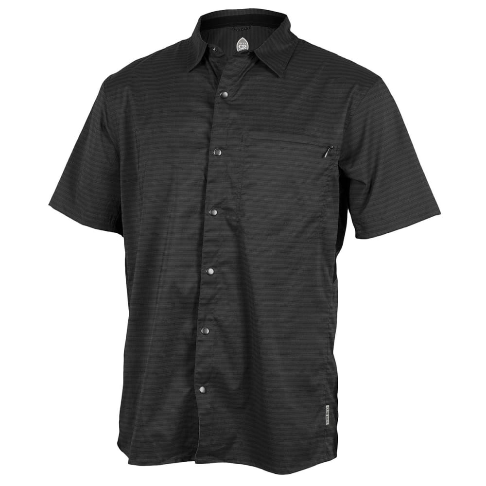 CLUB RIDE Men's Vibe Shirt - RAVEN